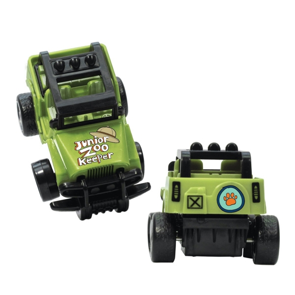 JUNIOR ZOOKEEPER JEEP