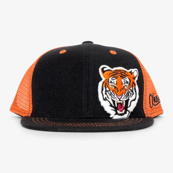 YOUTH HAT WITH TIGER PAWS