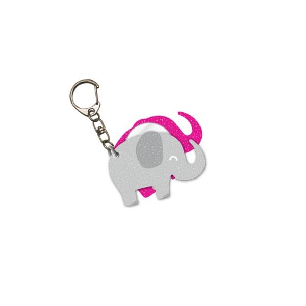KEY CHAIN MIRROR ELEPHANT