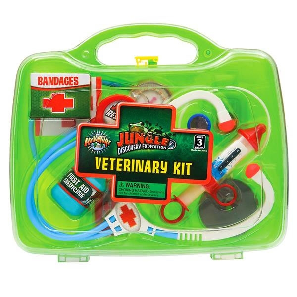 JUNGLE VET KIT-GREEN
