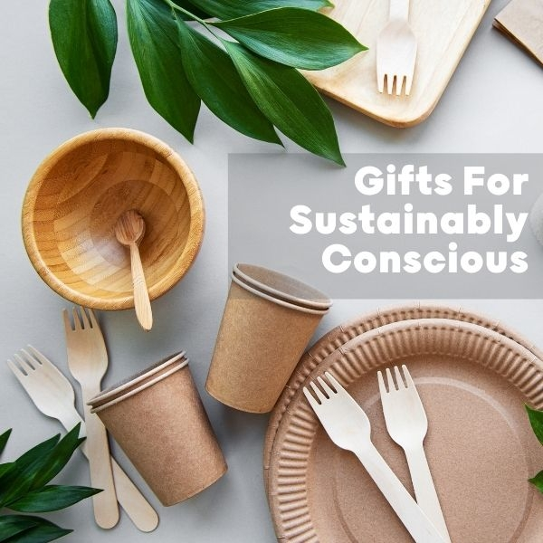 Gifts for Sustainability Conscious