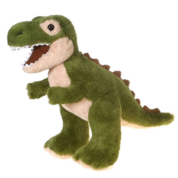 T-REX GREEN PROMOTIONAL PLUSH
