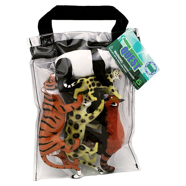 ASIAN MOUNTAIN QUEST ANIMAL POLYBAG